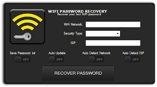 View Saved Wifi Password on Android