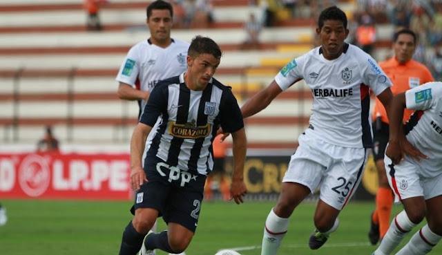 Alianza Lima vs San Martin en vivo online