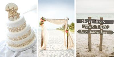 Bride | Casamento na praia - decoração romântica