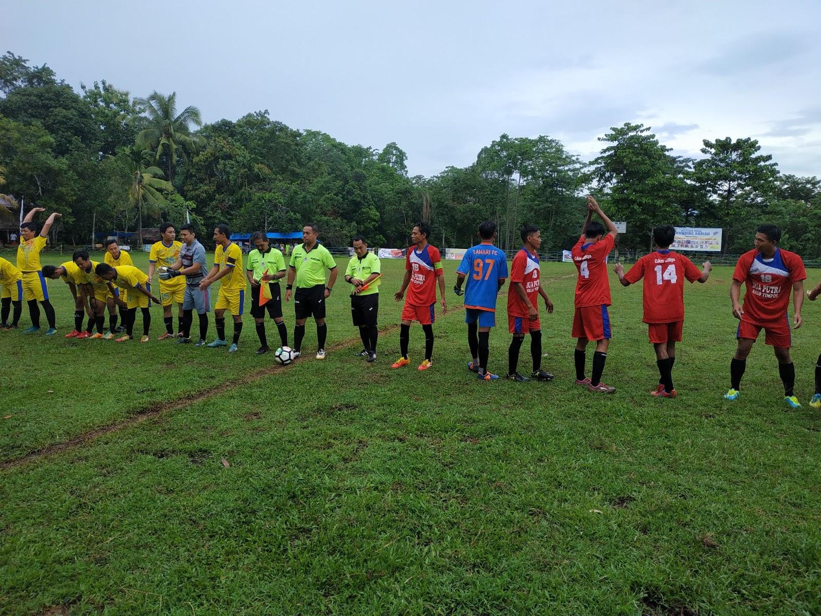 Ahmading-St Rabiah Cup, Tim Tuan Rumah Tumbang Dihadapan Pendukungnya