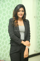 Actress Eesha Looks gorgeous in Blazer and T Shirt at Ami Tumi success meet ~  Exclusive 017.JPG