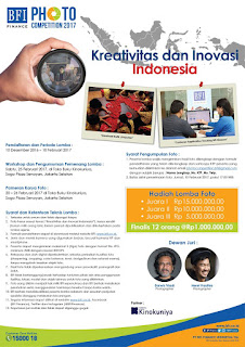 "BFI Photo Contest ""Kreativitas dan Inovasi Indonesia"""