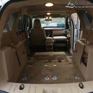 Foto kabin Suzuki Grand Escudo XL7