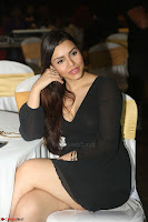 Kyra Dutta in black At Rogue Movie Audio Launch ~  090.JPG