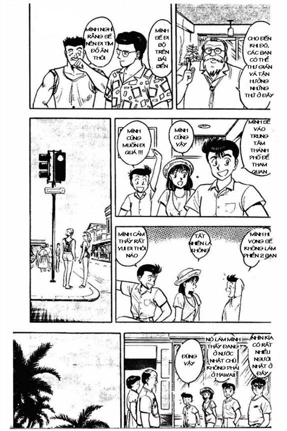 Break Shot chap 017 trang 8