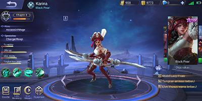 Hero Assassin (Karina)
