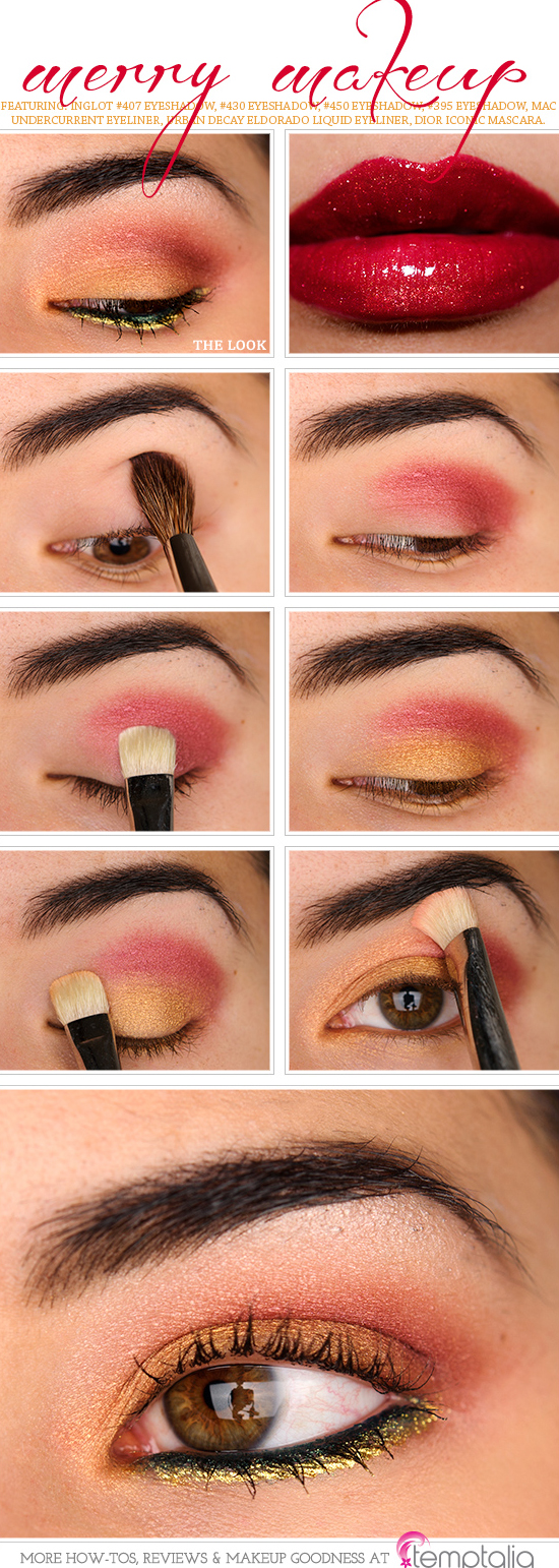 Gorgeous soft makeup tutorial style hunt world its true that soft makeup always makes you look pretty and fresh from the day to night take a start through prime then apply eye shadow in pink color baditri Gallery