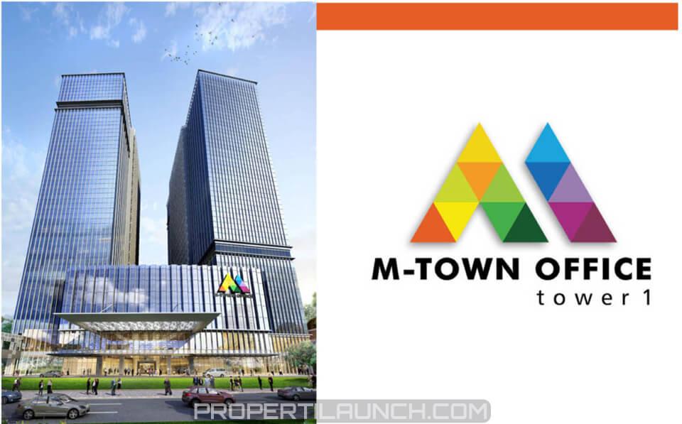 M-Town Office tower 1 Summarecon Serpong