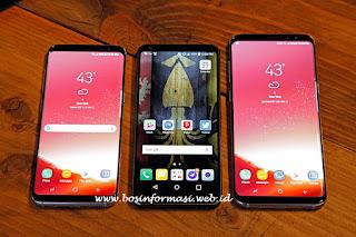 5 Fitur Samsung Galaxy S8 dan LG G6 ini Tidak Akan Anda Temui di iPhone