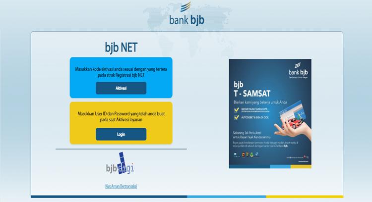 Mini Statement dari Bjb Digi (Bjb NET)