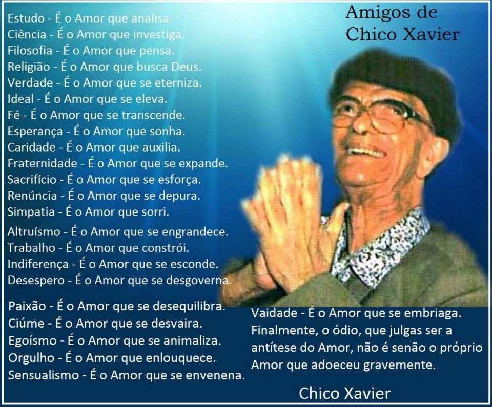 PORTAL: TEXTO DE CHICO XAVIER