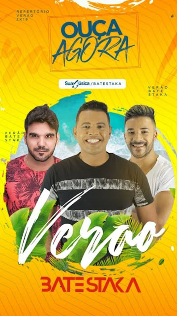 Banda Bate Staka Lança CD 2019