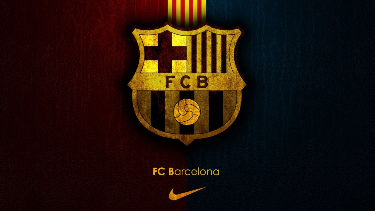 Sport Wallpaper Fc Barcelona: ALL SPORTS CELEBRITIES: FC Barcelona Logos New HD