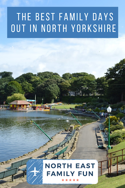 The Best Family Days Out in North Yorkshire