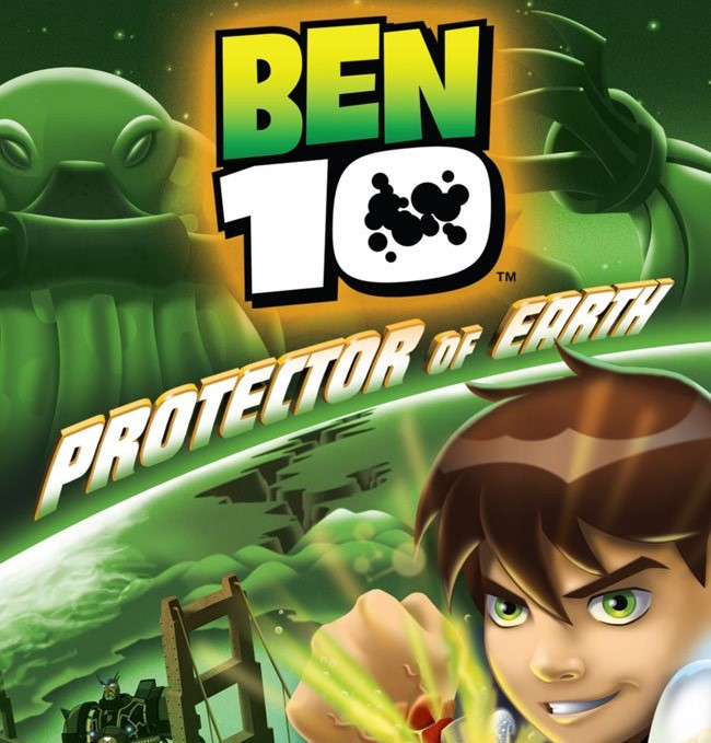 Ben 10 - Protector of Earth | PPSSPP