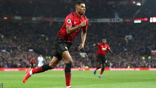 Marcus Rashford doubled the lead simply before half-time with an attractive solo goal on his 150th look for the club.