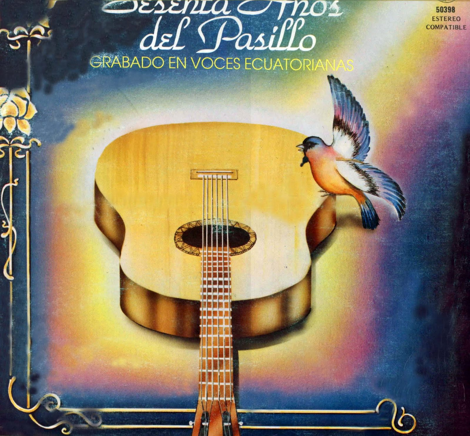 Ritmos y Melodias del Ecuador