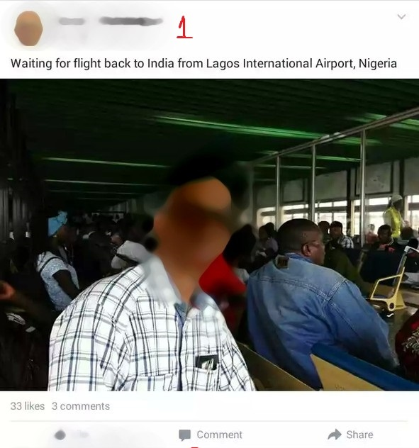 Mental slavery in africa