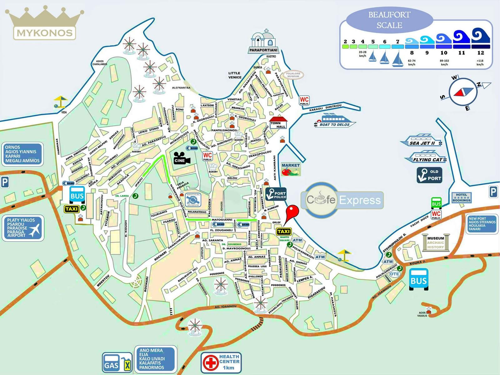 httpbpblogspotcomvdiizpgstownmap . mykonos santorini and athens in sep oct or nov  fodor's forum