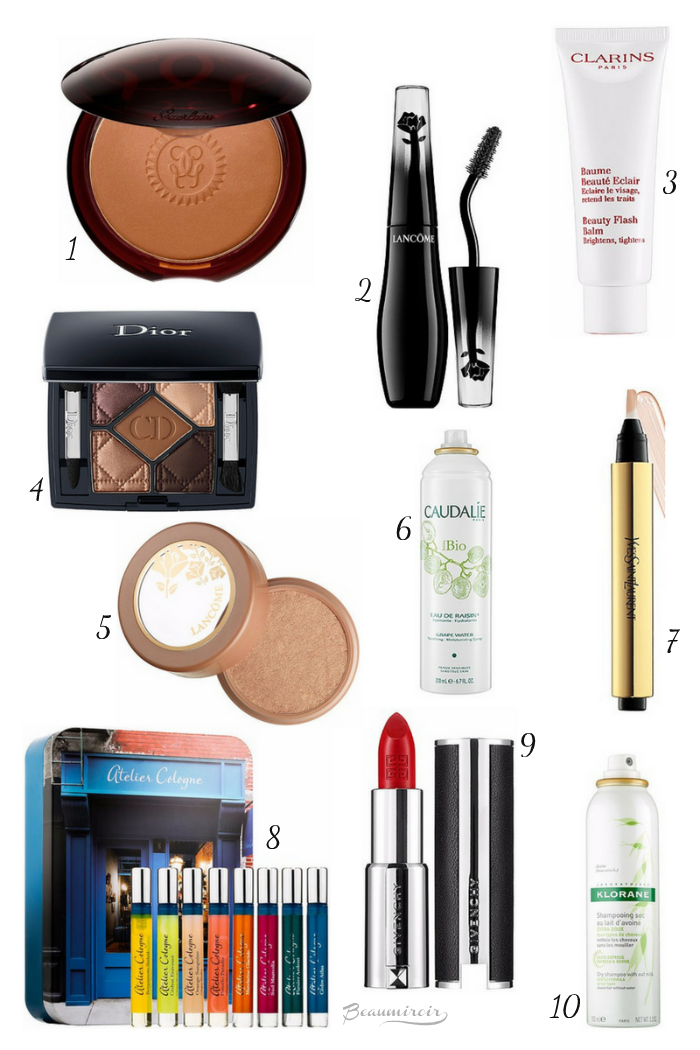 #FrenchFriday: 10 French Beauty Products To Buy At The Sephora VIB Sale