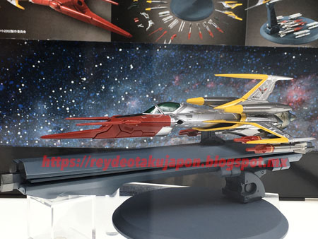 Type-0 Model 52 Space Carrier-based Fighter Cosmo Zero Alpha 1 Variable Action Hi-SPEC Space Battleship Yamato 2202 Warriors of Love