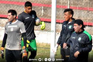 Oriente Petrolero - Jorge Flores - Gustavo Salvatierra - David Moreno - Jorge Landivar - DaleOoo