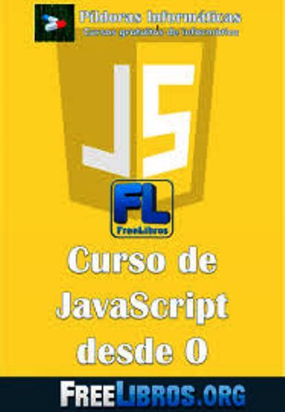 Curso de JavaScript desde 0 – Píldoras Informáticas