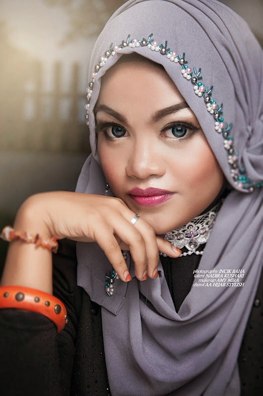 Photoshoot : I am hijabers - Ipoh Tour