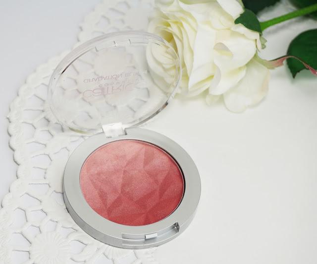 Catrice - Rough Luxury Gradation Blush: C01 Aurora Polaris