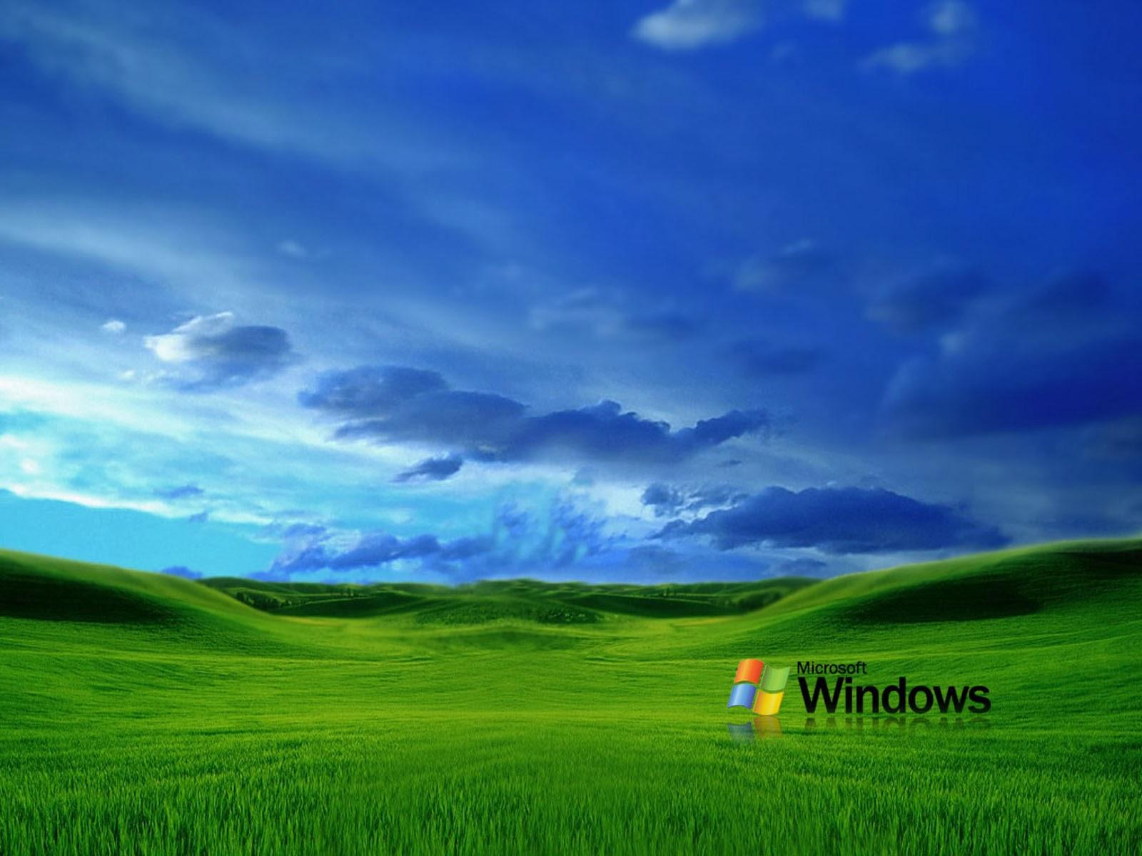 wallpapers: Windows Vista Bliss Wallpapers
