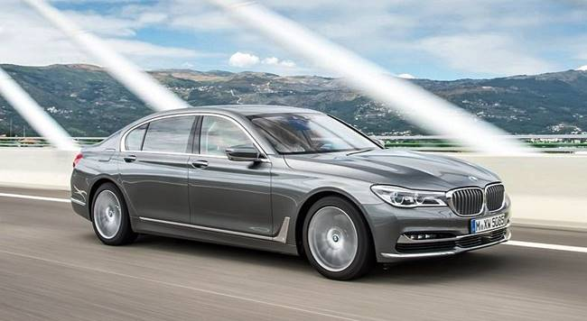 2017 BMW 750d, 750ld xDrive Review