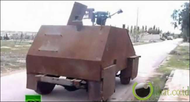Modifikasi Tank