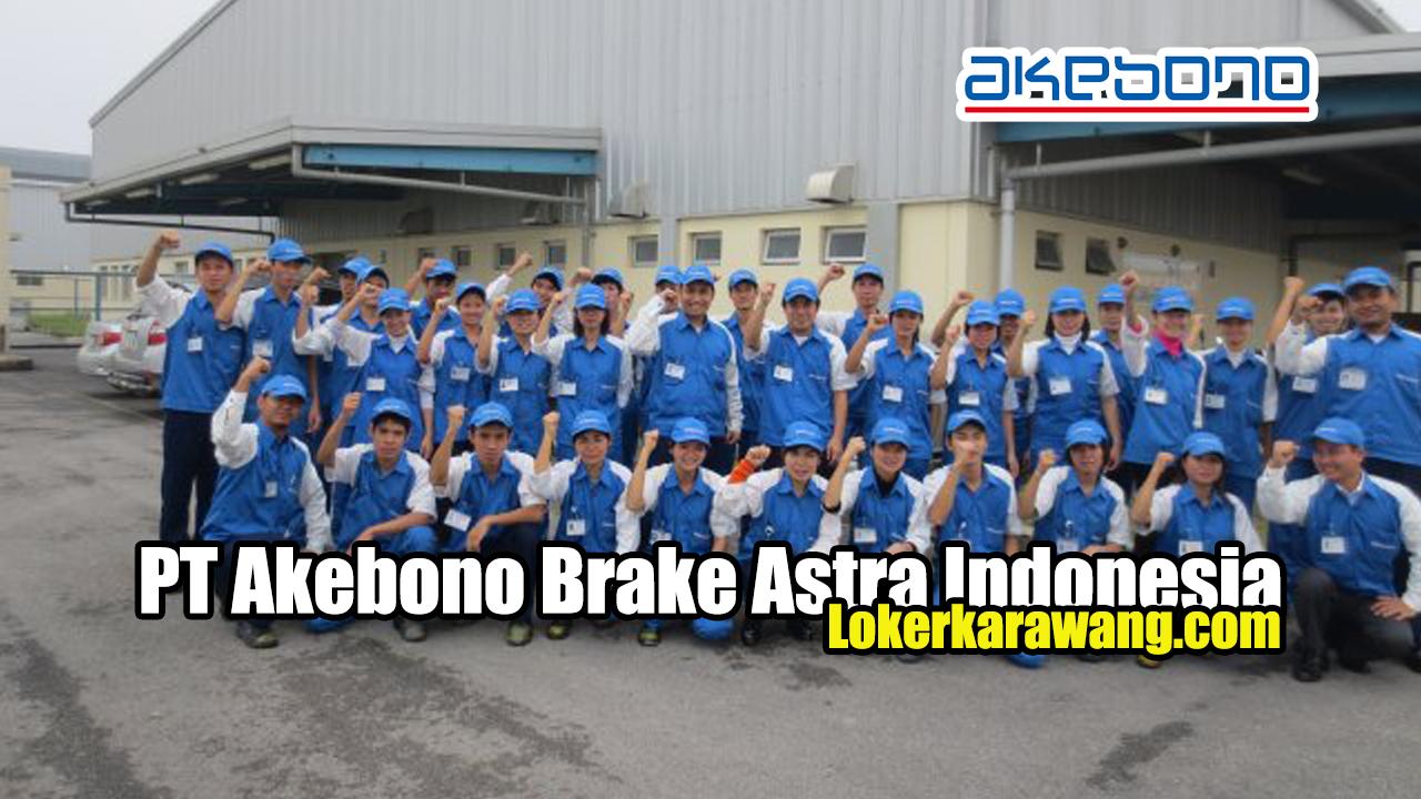 PT Akebono Brake Astra Indonesia Karawang