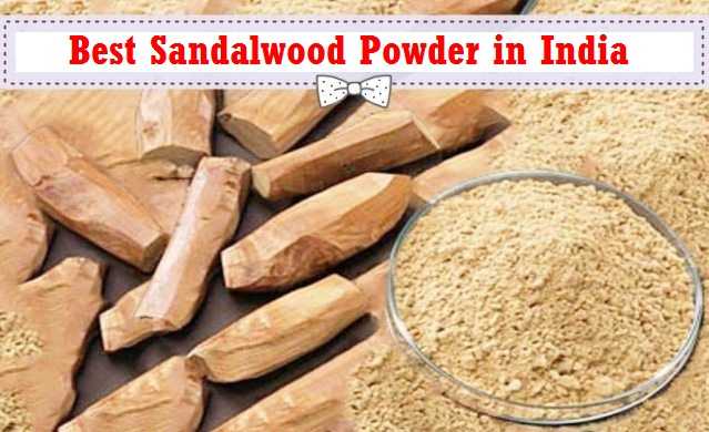 Best Sandalwood Powder in India