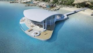 Πλωτό παλάτι - Αυτό το Σαλάχι σύντομα θα κολυμπά στο Αιγαίο