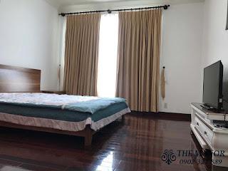 Tòa nhà The Manor quận Bình Thạnh bán hoặc cho thuê | phòng ngủ lớn