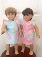 american girl doll tutorial doll dress