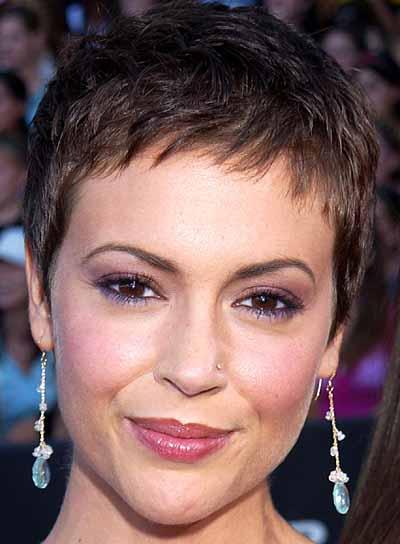 current short hairstyles women
