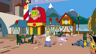 Download Game The Simpson Game PSP Full Version Iso For PC | Murnia Games