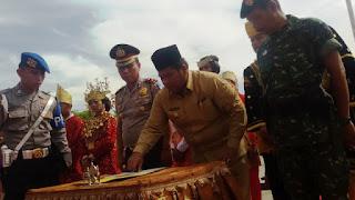 Wabup Suhatri Bur : Mari Kita Pertahankan Semangat Kebhinekaan di Padang Pariaman.