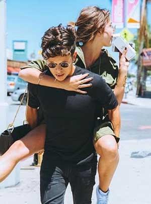 Prohibido enamorarse 1, Elle Kennedy