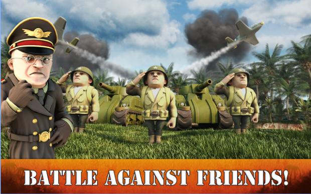 Battle Islands v2.3.3 Money APK + MOD For Android