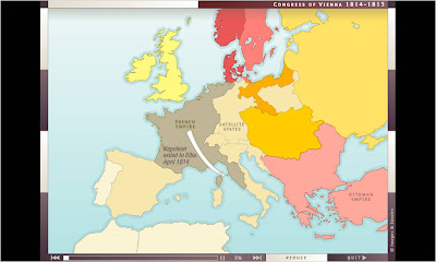 Today In Social Sciences An Interactive Map Of The Congress Of