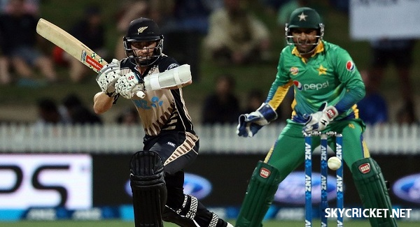 New Zealand v Pakistan Live TV Channels