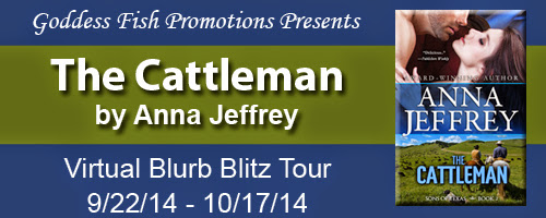 Book Review: The Cattleman- Anna Jeffrey