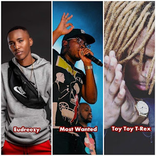Kelson Most Wanted - Homicidio (feat Eudreezy & Toy Toy T-Rex)