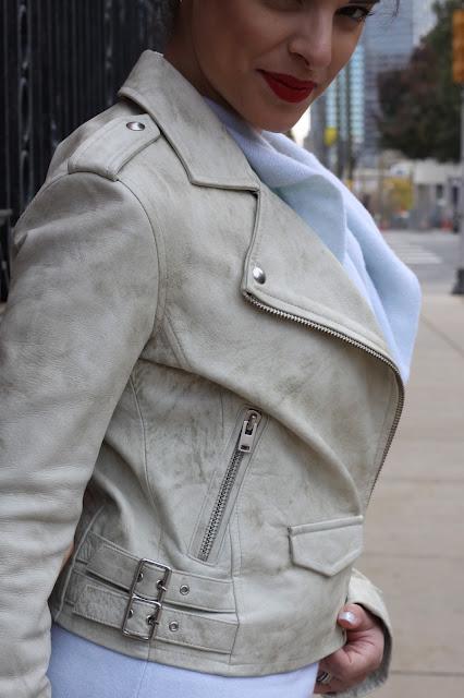 IRO, moto jacket