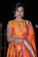 Telugu Actress Vrushali Goswamy Latest Stills in Lehnga Choli at Neelimalay Audio Function  0018.jpg