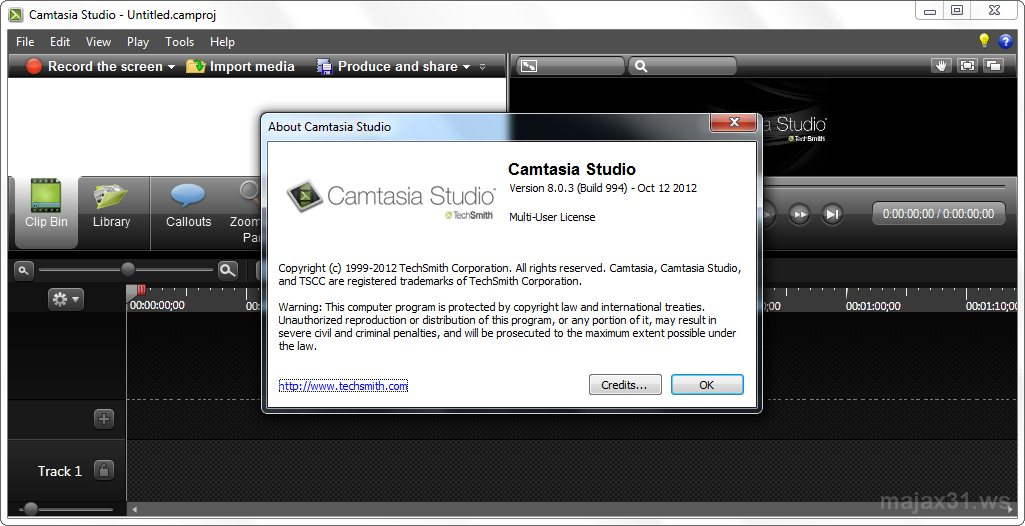 camtasia studio 8 gratuitement cracker