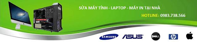 Sửa máy tính tại khu vực Trung Kính - 0983.738.566
